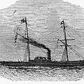 Royal Yacht, 1843 by Granger