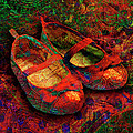 Ruby Slippers by Barbara Berney