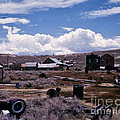 Ruins Of Bodie by Stephen Whalen