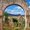 Ruins Of Mineral De Pozos by John  Kolenberg
