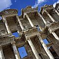 Ruins Of The Great Library At Ephesus by Axiom Photographic