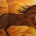 Running Flame by Tiffany Budd