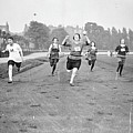 Running Track Race by Topical Press Agency