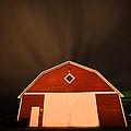 Rural Barn Night Photograhy by Mark Duffy