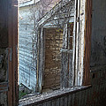 Rural Decay 1 by Anne Cameron Cutri