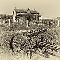 Rural Ontario Antique by Steve Harrington