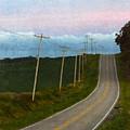 Rural Road by Jill Battaglia