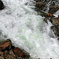 Rushing Waters Glen Alpine Creek by LeeAnn McLaneGoetz McLaneGoetzStudioLLCcom