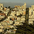 Russian Hill by PMG Images