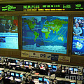 Russian Mission Control Center by Nasa
