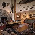 Rustic Lodge by Robert Pisano
