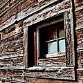 Rustic Portal by George Pedro