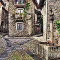 Rustic Village by Mats Silvan