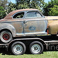 Rusty 1941 Chevrolet . 5d16210 by Wingsdomain Art and Photography