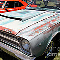 Rusty 1965 Plymouth Satellite . 5d16631 by Wingsdomain Art and Photography