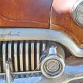 Rusty Abandoned Old Buick Eight by Terry Fleckney