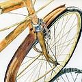 Rusty Beach Bike by Norma Gafford