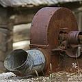 Rusty Blower by JoJo Photography