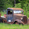 Rusty Chevy by Steve McKinzie