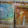 Rusty Door by Catron Wallace