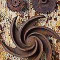 Rusty Gears by Garry Gay