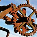 Rusty Gears Mechanism by Sami Sarkis