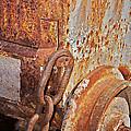 Rusty Metal by Phyllis Denton