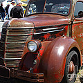 Rusty Old 1935 International Truck . 7d15497 by Wingsdomain Art and Photography