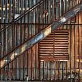 Rusty Stairway by Brenda Bryant
