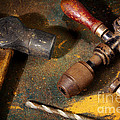 Rusty Tools by Carlos Caetano