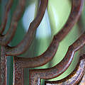 Rusty Windchimes by Diana Haronis