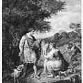 Ruth & Boaz by Granger