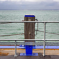 Ryde On The Solent Wharf by KG Thienemann