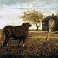 Ryder: The Pasture, C1875 by Granger