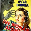 Sabotage, Aka The Woman Alone, Oscar by Everett