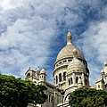 Sacre Coeur by Andrew Fare