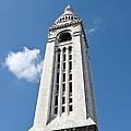 Sacre Coeur Bell Tower I by Fabrizio Ruggeri