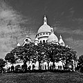 Sacre Coeur by Eric Tressler