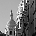 Sacre Coeur View by Greg Matchick