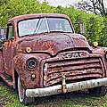 Sad Truck by Susan Leggett