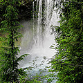 Sahalie Falls by Stephanie Salter