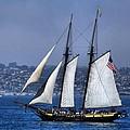 Sail Away by Phil Huettner