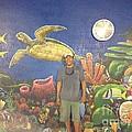 Sailfish Splash Park Mural 7 by Carey Chen