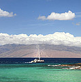 Sailing And Diving Maui by Pierre Leclerc Photography