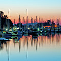 Sailing Boats In Coal Harbour by Dean Bouchard (Being There Photography)