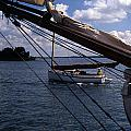 Sailing Coastal Maine by Skip Willits