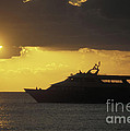 Sailing Into The Sun Cozumel Mexico by John  Mitchell