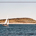 Sailing On Carter Lake by David Pantuso