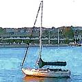 Sailing by Paula Greenlee