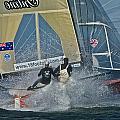 Sailing Regatta by Steven Lapkin